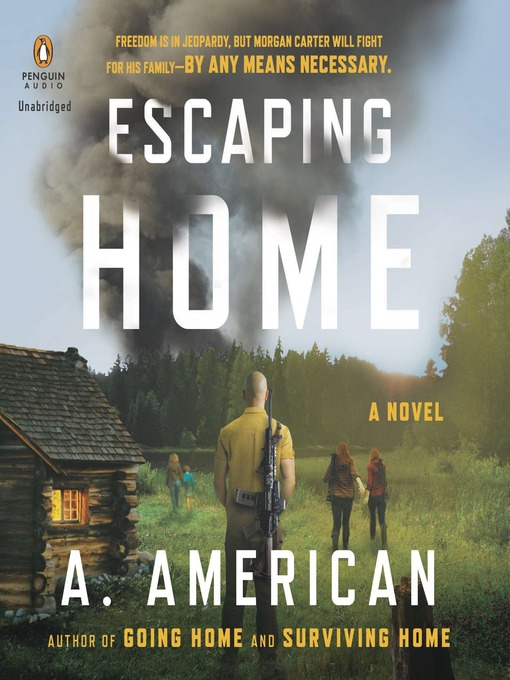 Title details for Escaping Home by A. American - Wait list