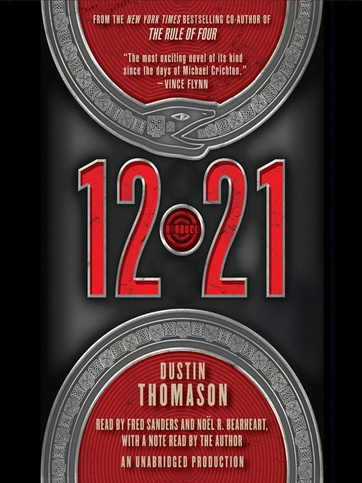 Title details for 12.21 by Dustin Thomason - Available