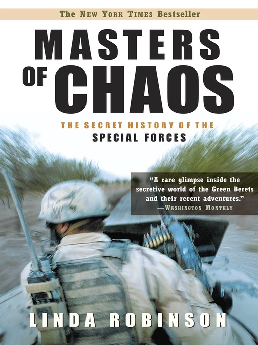 Title details for Masters of Chaos by Linda Robinson - Available