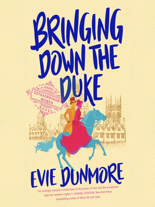 Title details for Bringing Down the Duke by Evie Dunmore - Available