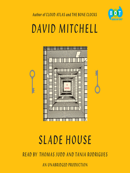 Title details for Slade House by David Mitchell - Available