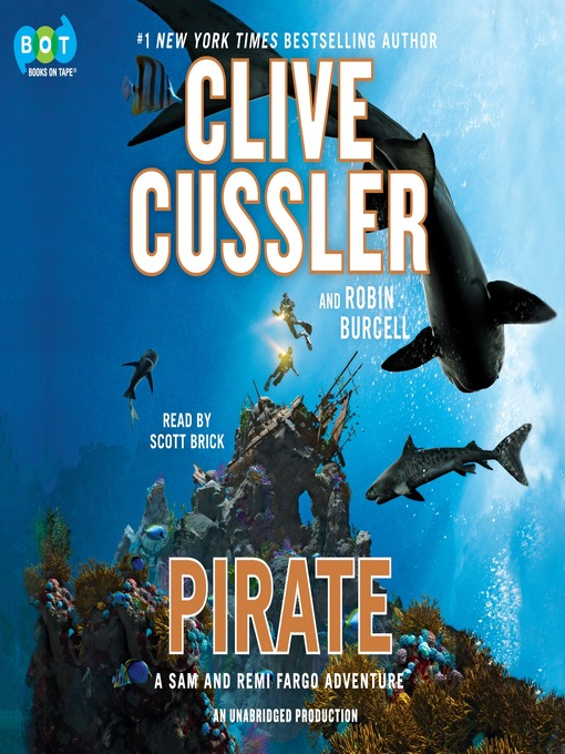 Title details for Pirate by Clive Cussler - Wait list