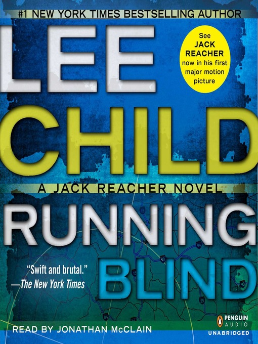 Title details for Running Blind by Lee Child - Wait list