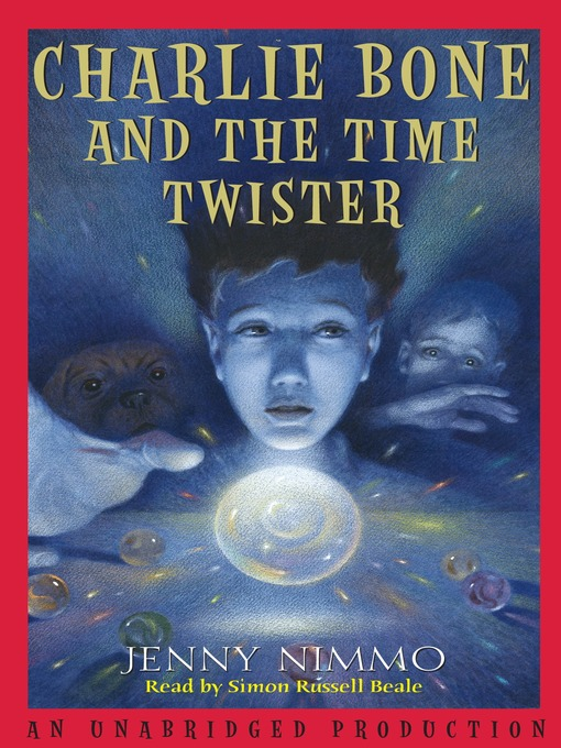 Cover image for Charlie Bone and the Time Twister