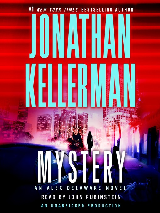 Title details for Mystery by Jonathan Kellerman - Wait list