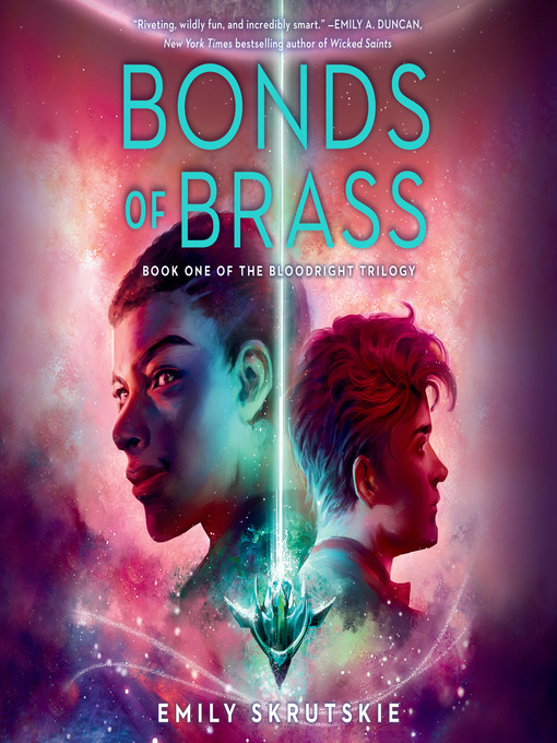 Title details for Bonds of Brass by Emily Skrutskie - Wait list