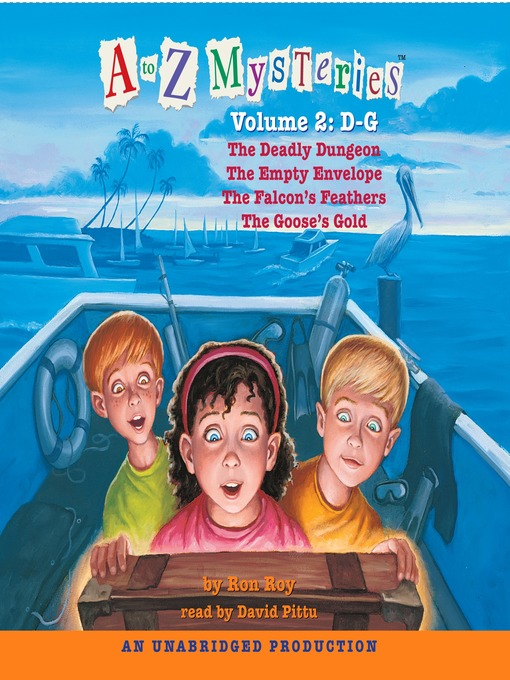 Title details for A to Z Mysteries by Ron Roy - Available