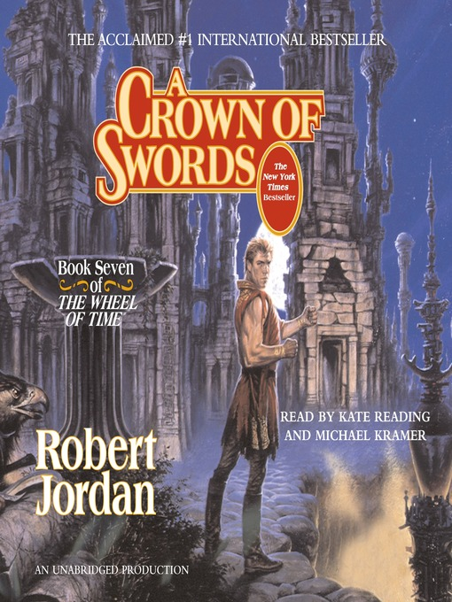 Title details for A Crown of Swords by Robert Jordan - Wait list