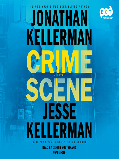 Title details for Crime Scene by Jonathan Kellerman - Wait list