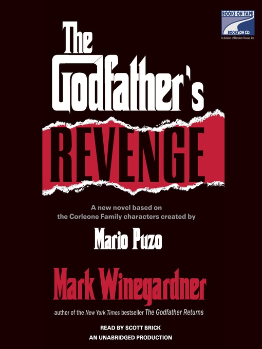 Title details for Godfather's Revenge by Mark Winegardner - Available