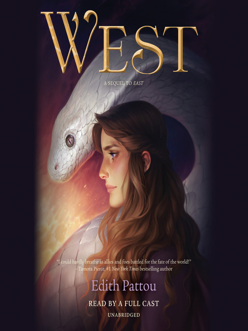 Title details for West by Edith Pattou - Available
