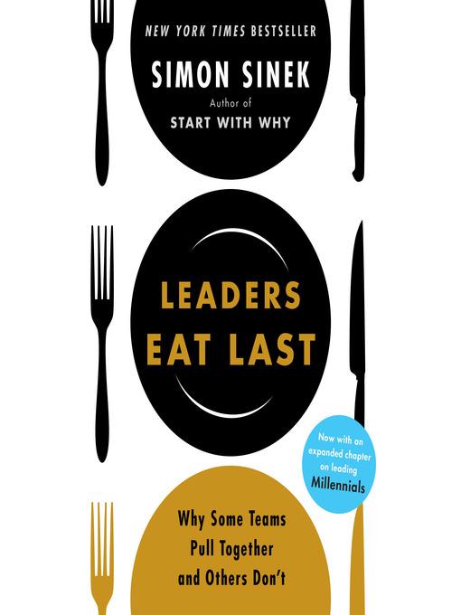 Title details for Leaders Eat Last by Simon Sinek - Wait list