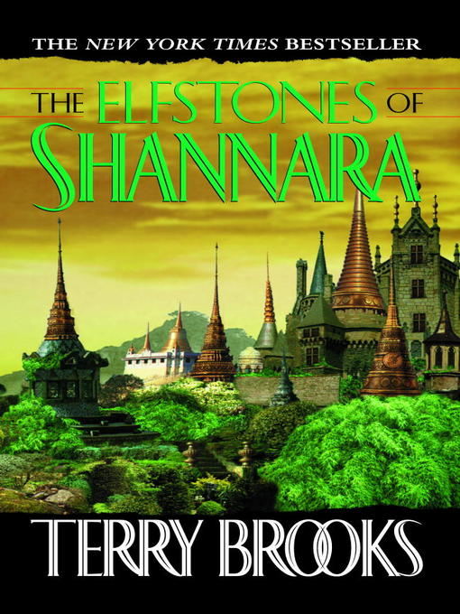 Title details for The Elfstones of Shannara by Terry Brooks - Wait list