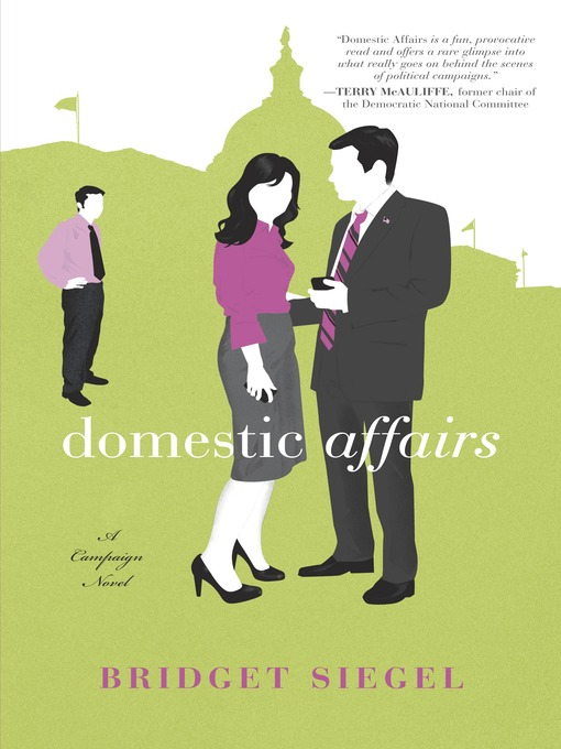 Title details for Domestic Affairs by Bridget Siegel - Available