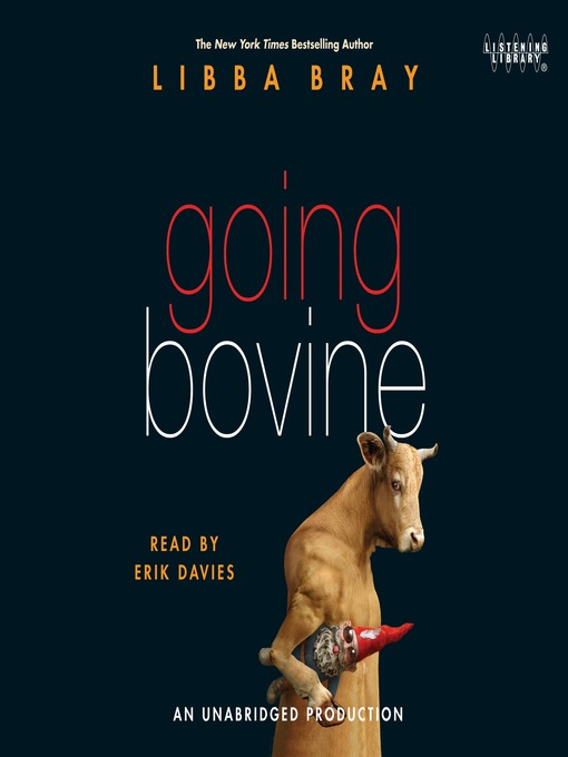 Cover of Going Bovine