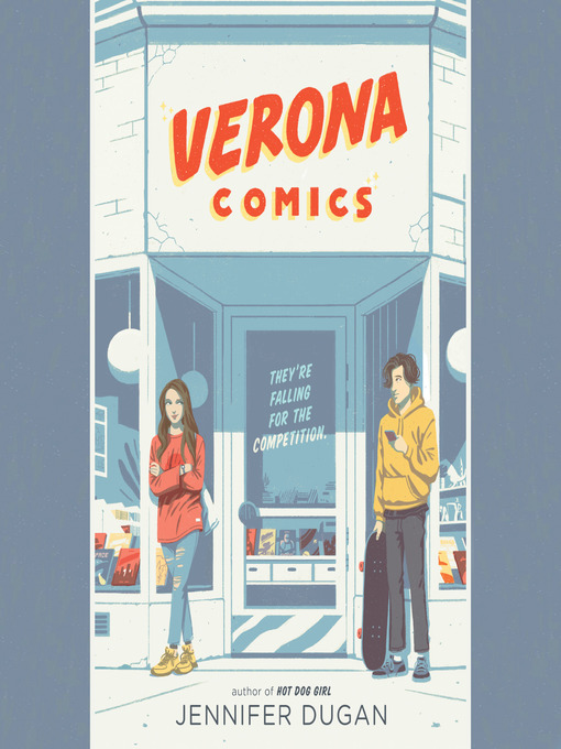 Title details for Verona Comics by Jennifer Dugan - Available