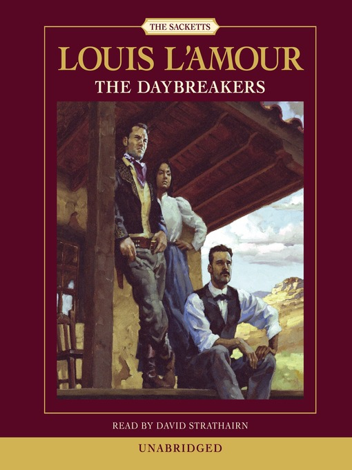 Title details for The Daybreakers by Louis L'Amour - Wait list