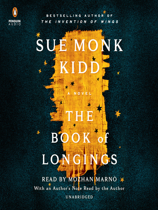 Title details for The Book of Longings by Sue Monk Kidd - Wait list