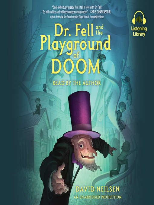 Cover of Dr. Fell and the Playground of Doom