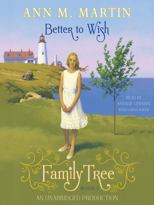 Title details for Better to Wish by Ann M. Martin - Available