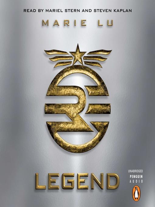 Legend christchurch city libraries overdrive title details for legend by marie lu wait list sciox Choice Image