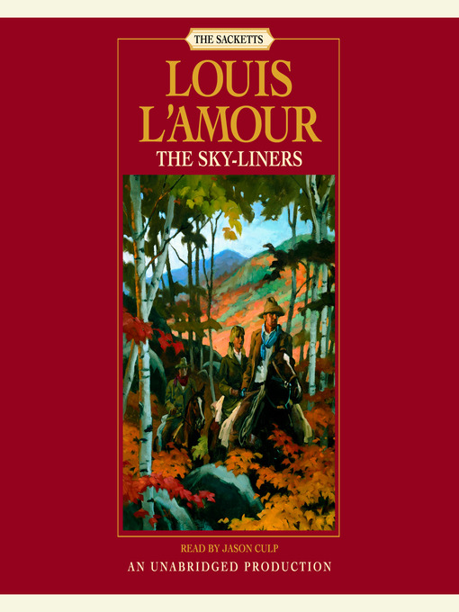 Title details for The Sky-Liners by Louis L'Amour - Wait list