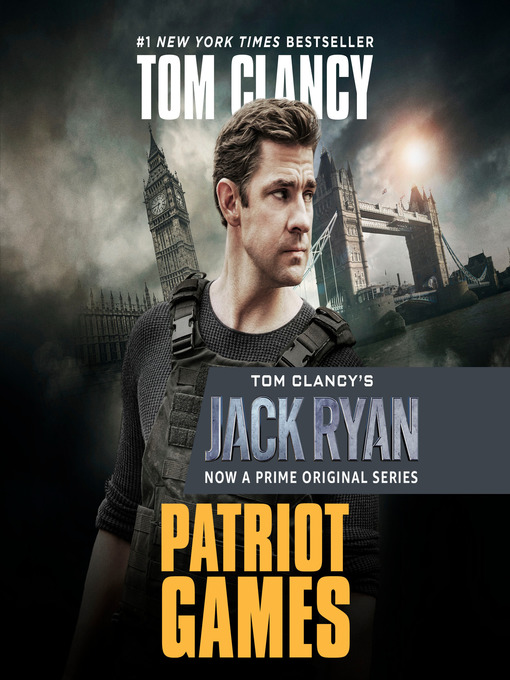 Title details for Patriot Games by Tom Clancy - Wait list