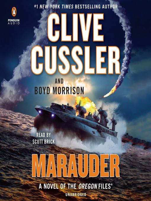 Title details for Marauder by Clive Cussler - Wait list
