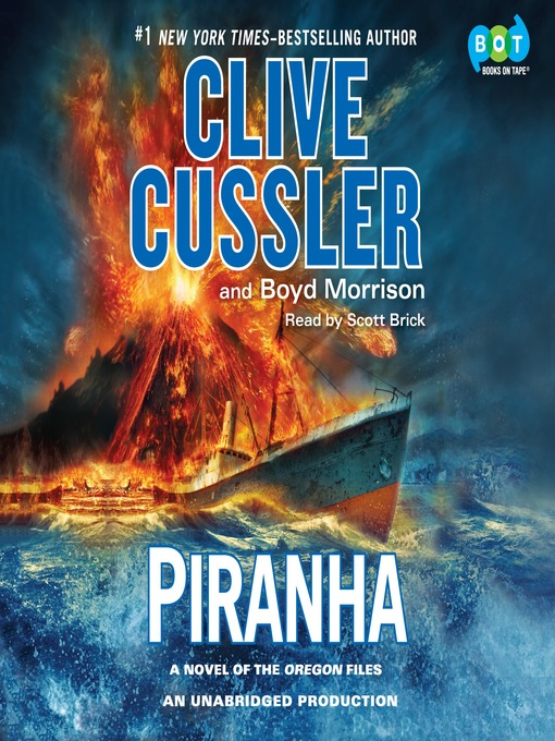 Title details for Piranha by Clive Cussler - Wait list