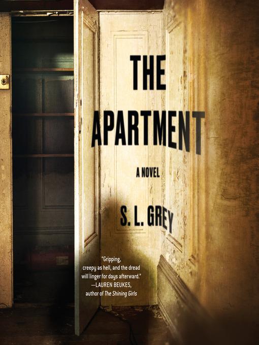 Title details for The Apartment by S L Grey - Wait list