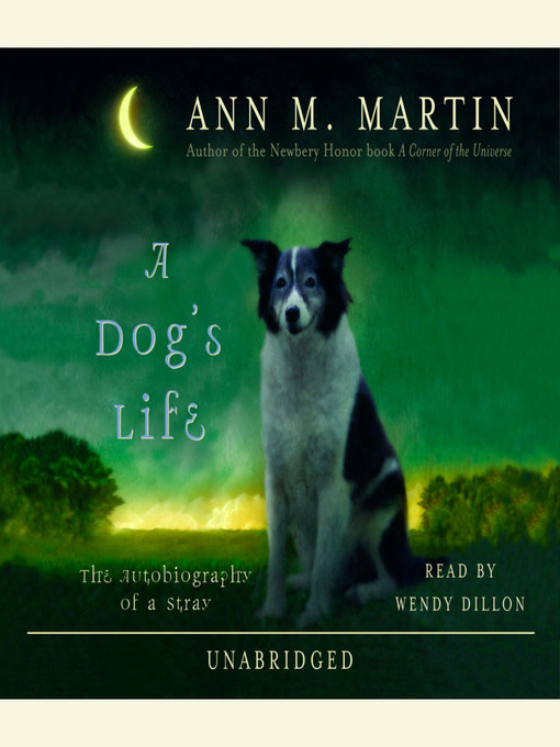 Title details for A Dog's Life by Ann M. Martin - Available