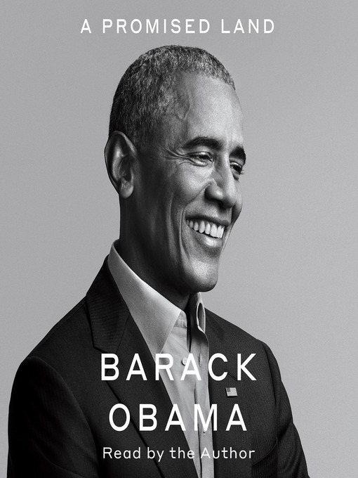Title details for A Promised Land by Barack Obama - Wait list