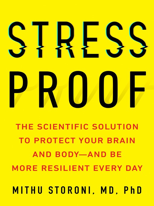 Title details for Stress-Proof by Mithu Storoni - Wait list