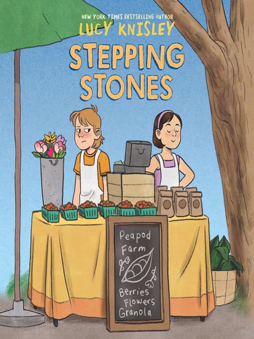 Title details for Stepping Stones by Lucy Knisley - Wait list