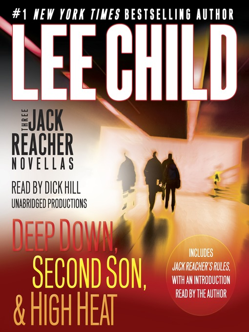 Title details for 3 Jack Reacher Novellas (with bonus Jack Reacher's Rules) by Lee Child - Wait list