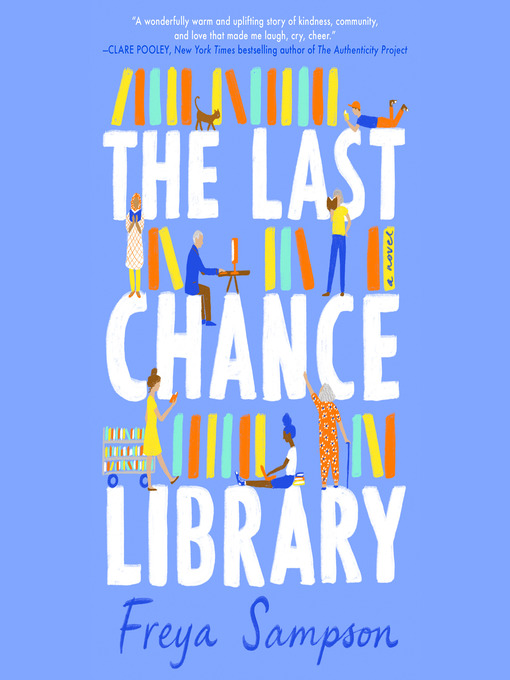 Title details for The Last Chance Library by Freya Sampson - Wait list