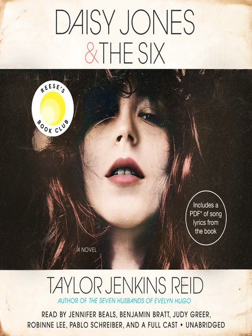 Title details for Daisy Jones & the Six by Taylor Jenkins Reid - Wait list