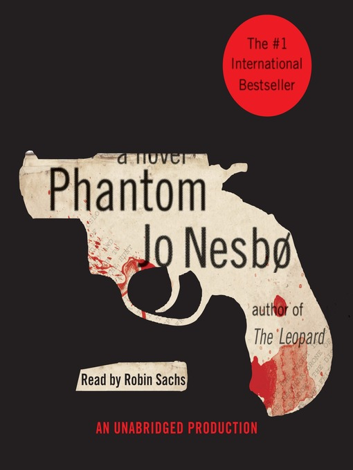 Title details for Phantom by Jo Nesbo - Available