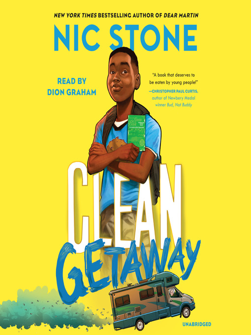 Title details for Clean Getaway by Nic Stone - Available