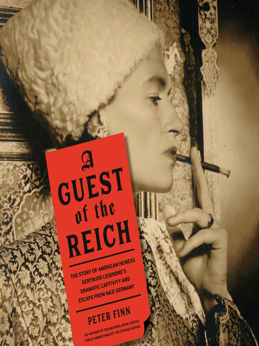 Title details for A Guest of the Reich by Peter Finn - Wait list