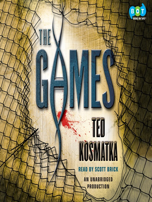Title details for The Games by Ted Kosmatka - Wait list