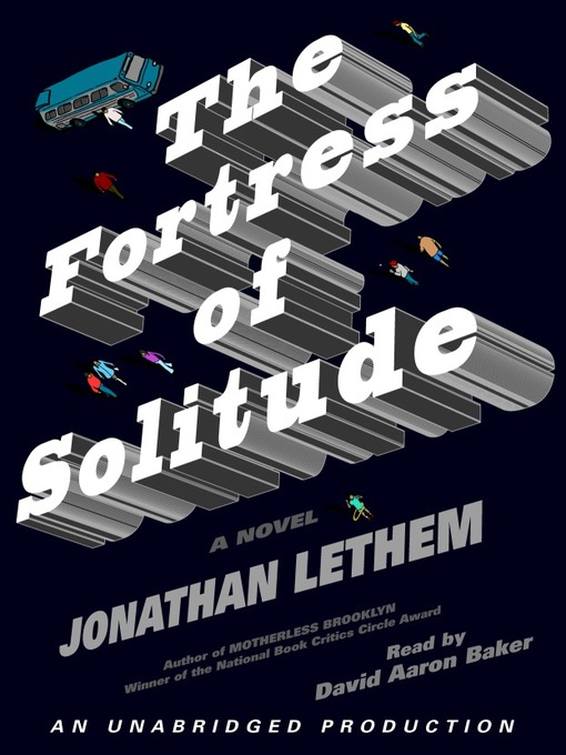Title details for Fortress of Solitude by Jonathan Lethem - Wait list