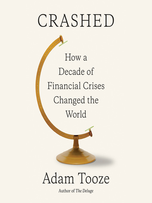 Title details for Crashed by Adam Tooze - Wait list