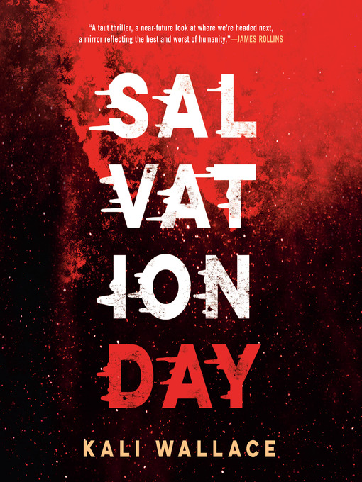 Title details for Salvation Day by Kali Wallace - Wait list