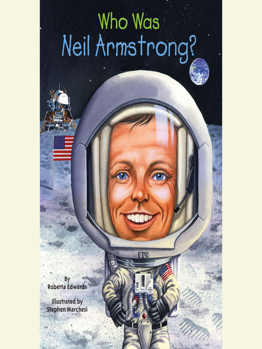 Cover of Who Was Neil Armstrong?