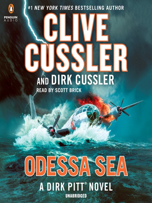 Title details for Odessa Sea by Clive Cussler - Wait list