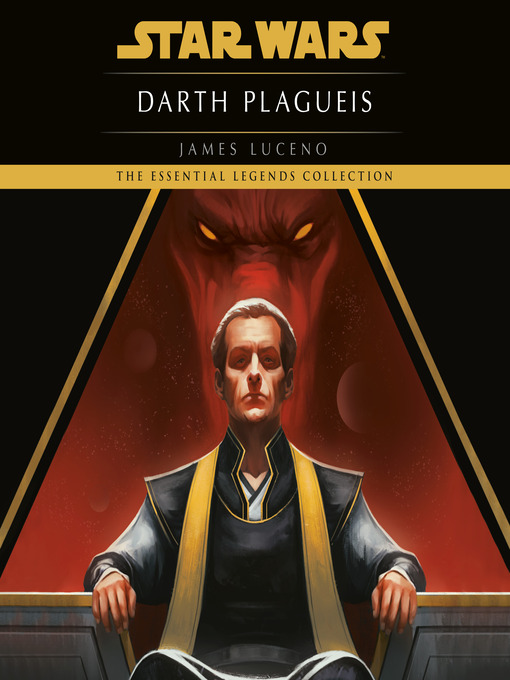 Title details for Darth Plagueis by James Luceno - Available