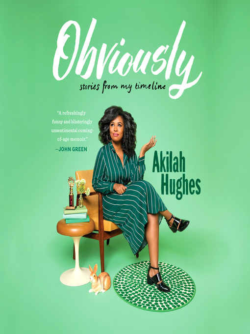 Title details for Obviously by Akilah Hughes - Wait list