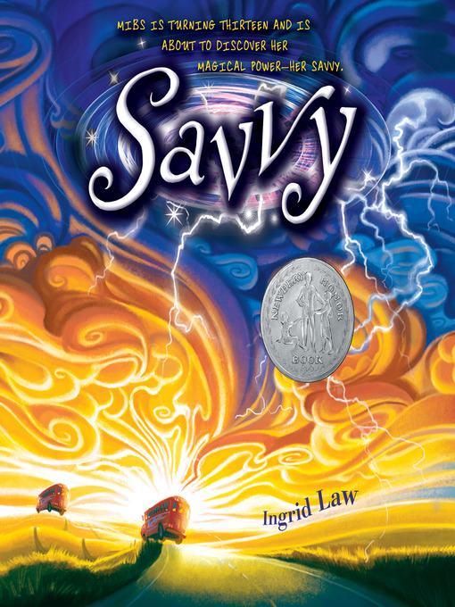 Title details for Savvy by Ingrid Law - Wait list