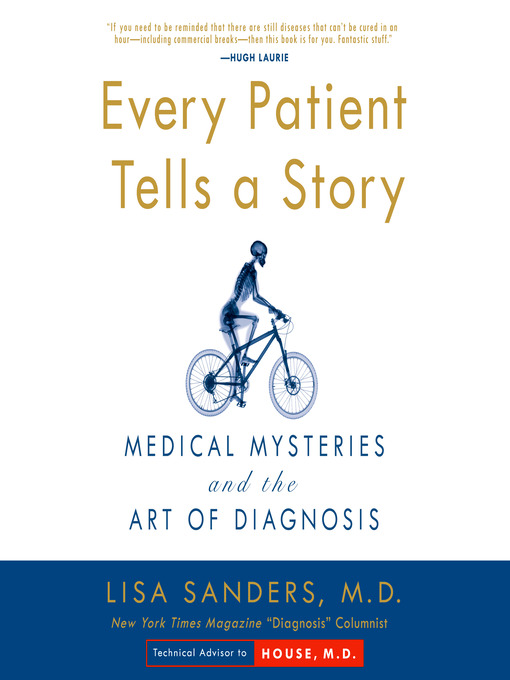 Cover of Every Patient Tells A Story
